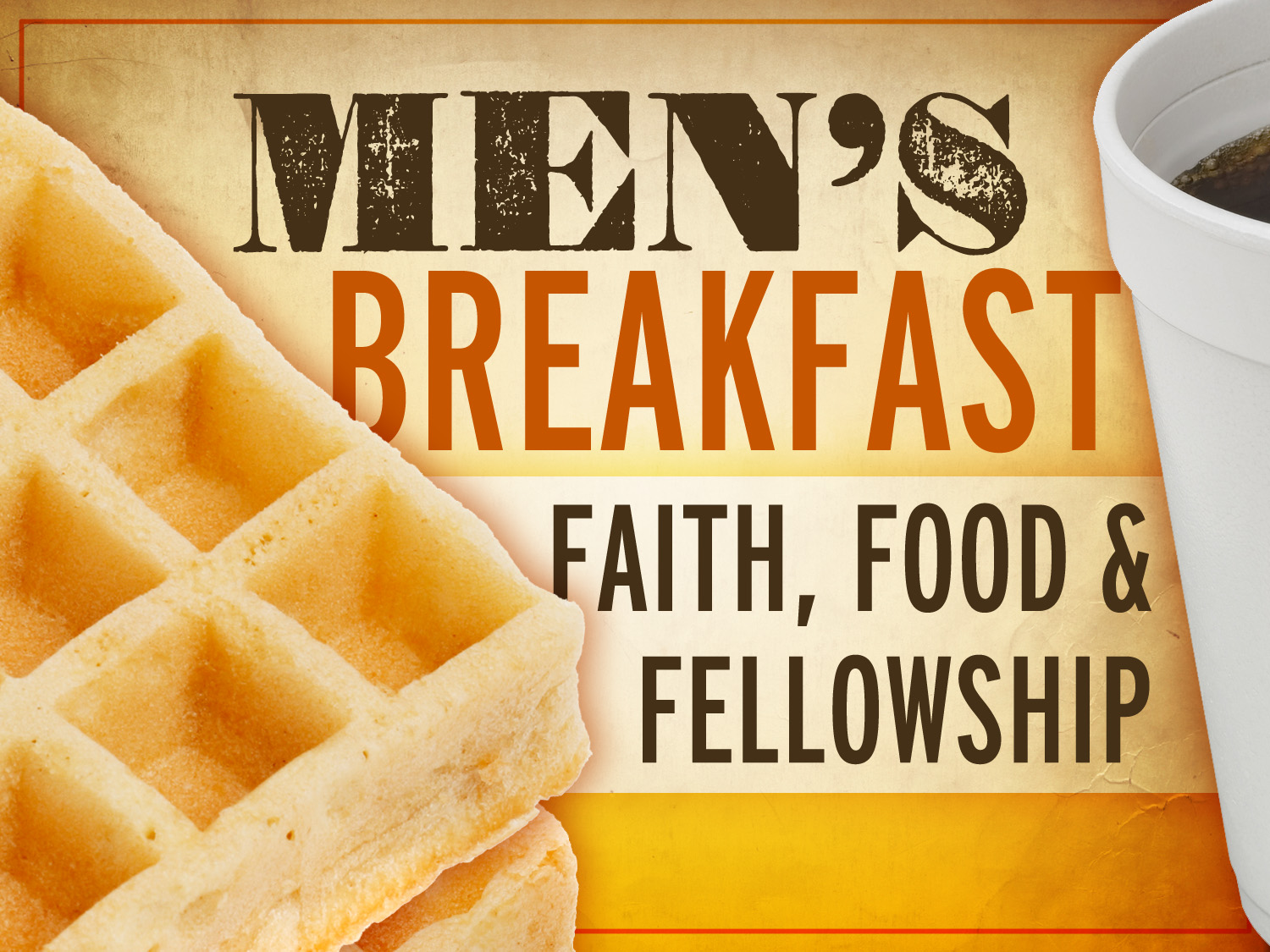 Men's Prayer Breakfast @ Fellowship Baptist Church | Baxter Springs | Kansas | United States